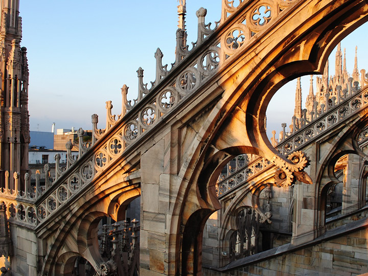 Duomo Guglie
